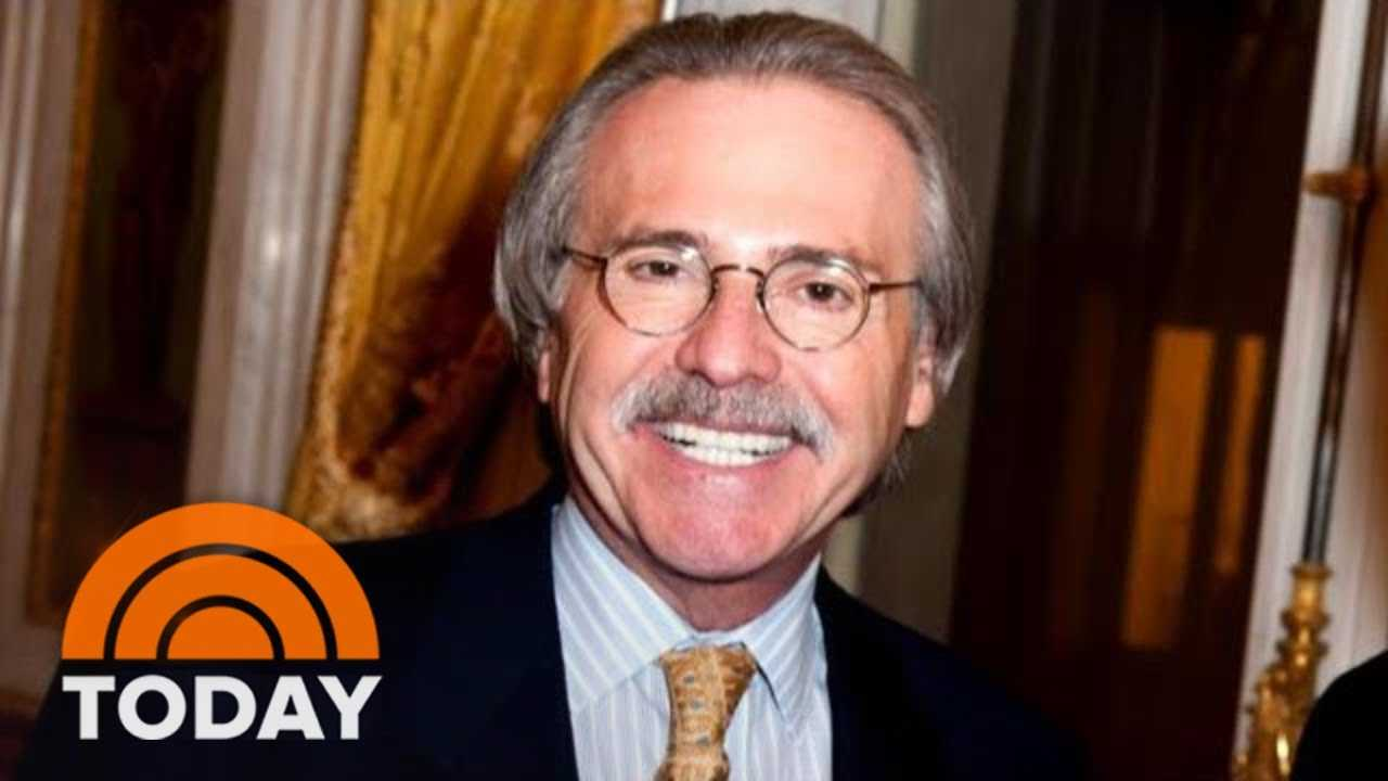 National Enquirer Chairman David J. Pecker Receives Immunity In Michael Cohen Case   TODAY