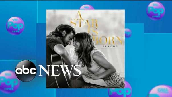 New Lady Gaga song released from 'A Star Is Born' soundtrack