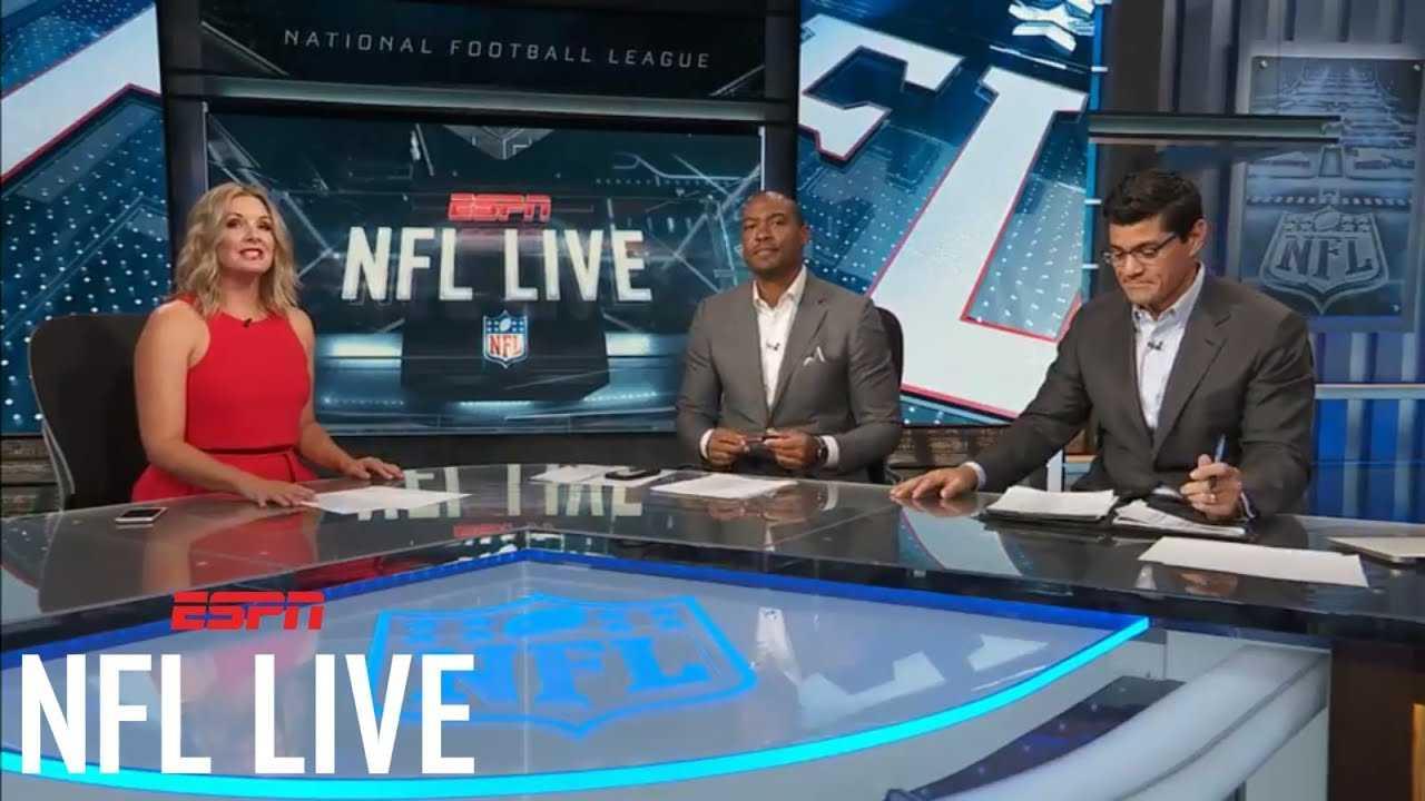 NFL Live predicts every 2018 NFL Week 2 game   ESPN