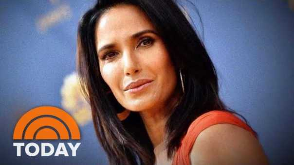 Padma Lakshmi Opens Up About Being Raped At Age 16   TODAY