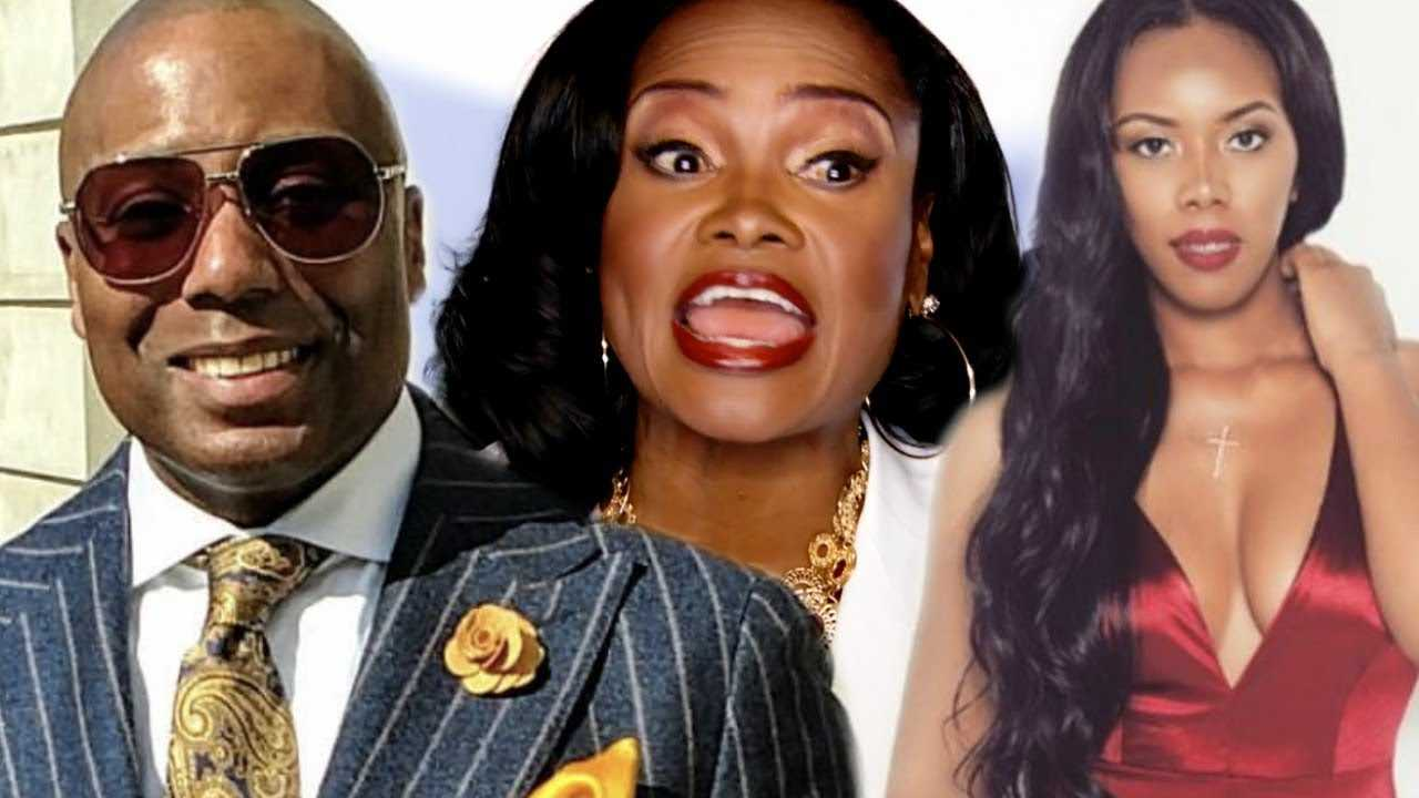 Quad HB Sidechick claps back @ Dr. Heavenly discrediting her story about Dr. G