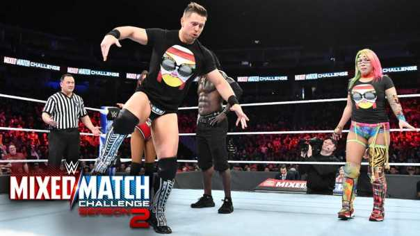 Relive the push-up contests, dance breaks and hard-hitting action of this week's WWE MMC