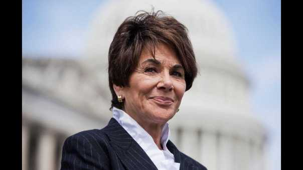 Rep. Eshoo: Kavanaugh accuser doesn't have a political bone in her body