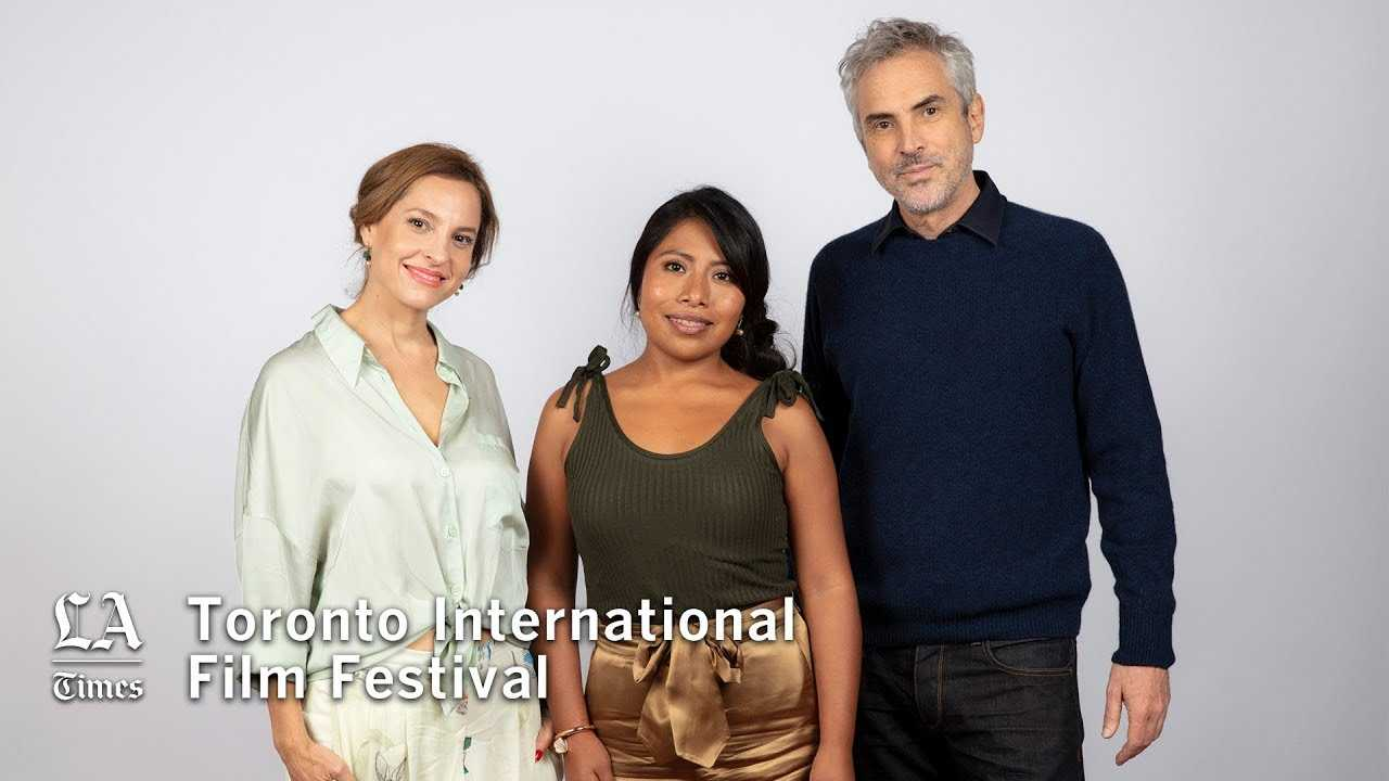 'Roma' stars on working with Alfonso Cuarón | TIFF 2018