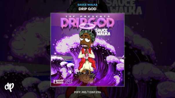 Sauce Walka –  Water On My Wrist (Feat. Chief Keef) [Drip God]