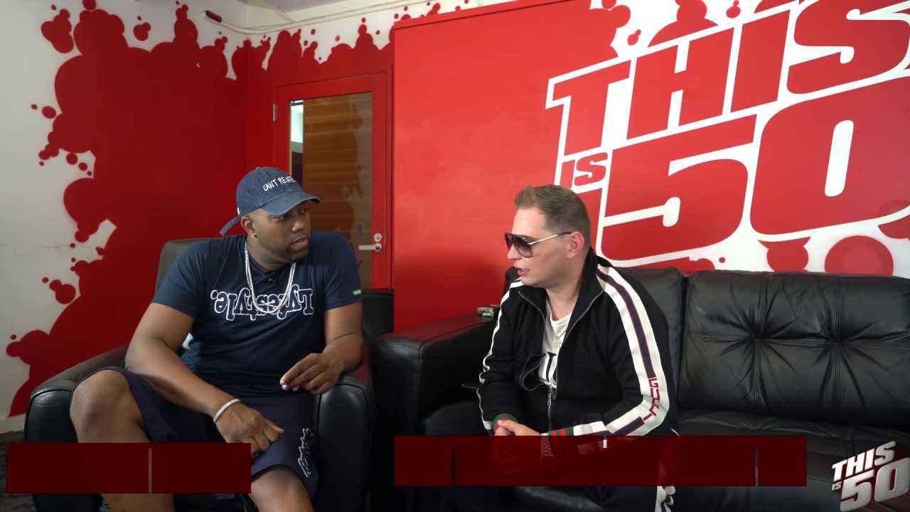 """Scott Storch Has Message For 50 Cent + """"I Helped Start Our Modern Day Michael Jackson"""" Chris Brown"""