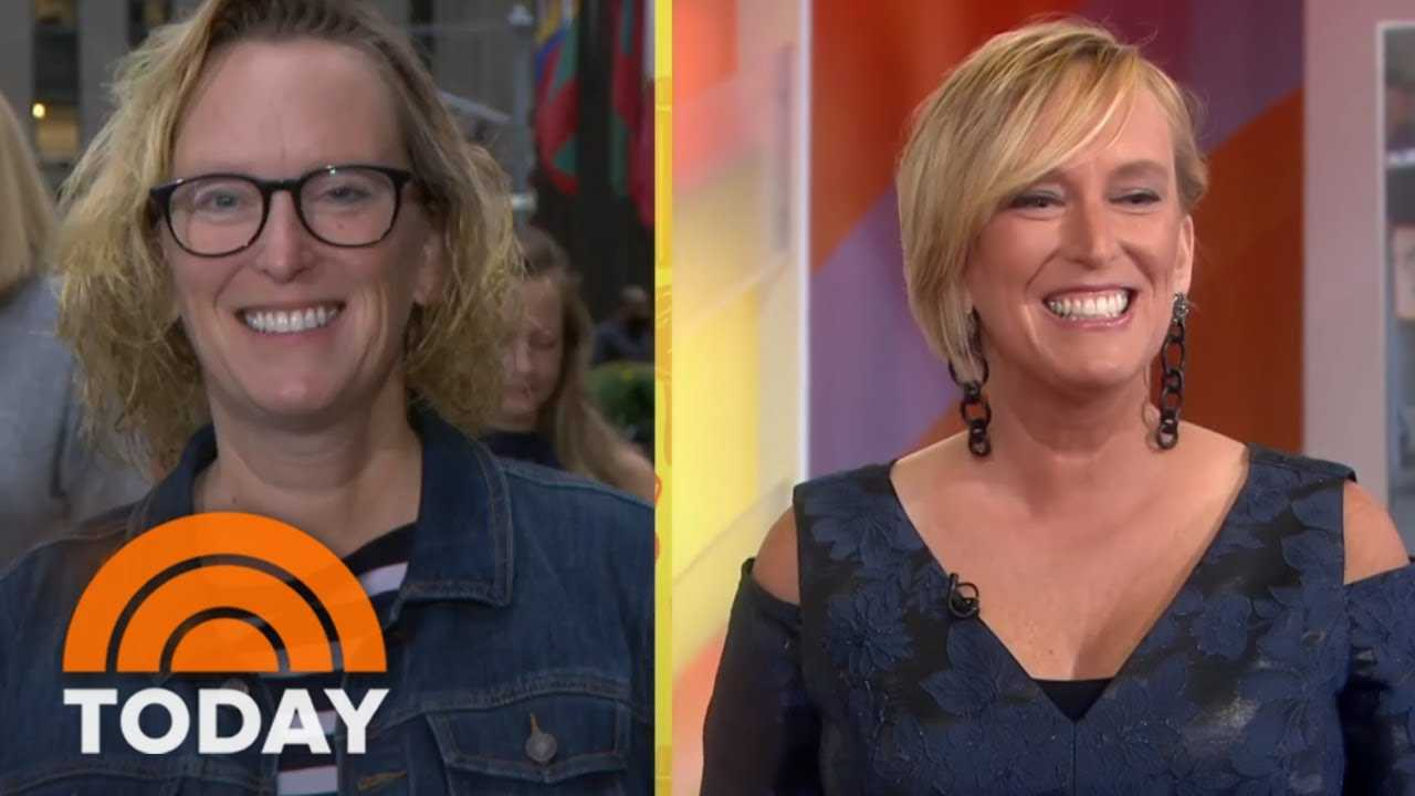 See This Woman Get Her Ambush Makeover On Her 60Th Birthday! | TODAY