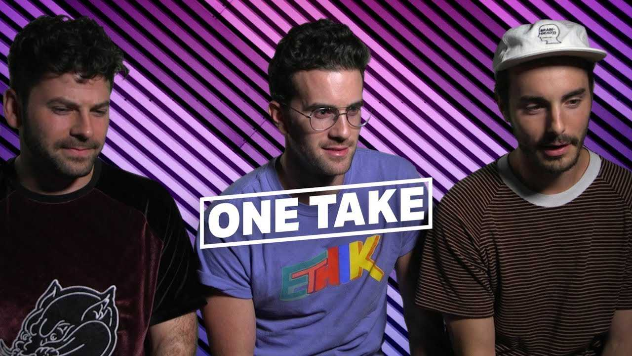 Shadowboxers on Pharrell, Favorite Cover & More | One Take