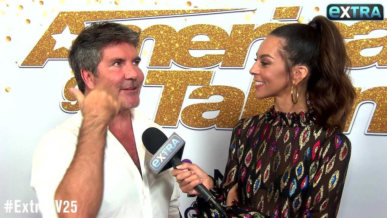 Simon Cowell Dishes on 'Amazing' Song Garth Brooks Wrote for 'AGT' Finalist Michael Ketterer