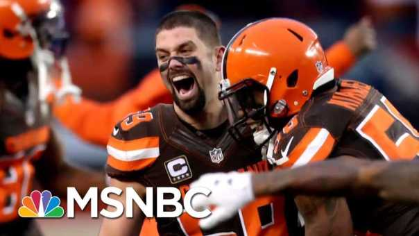 Since The Last Time The Cleveland Browns Won A Game… | MTP Daily | MSNBC