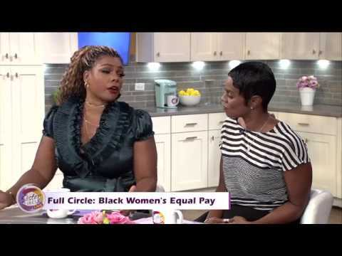 Sister Circle Live | Equal Pay for Black Women #DemandMore