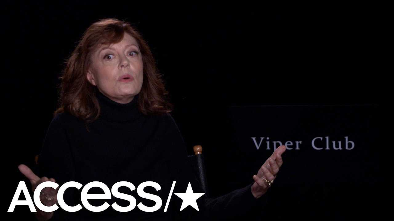 Susan Sarandon Opens Up About Being In Solidarity With 700 Women: 'It Was The Best Arrest I've Ever