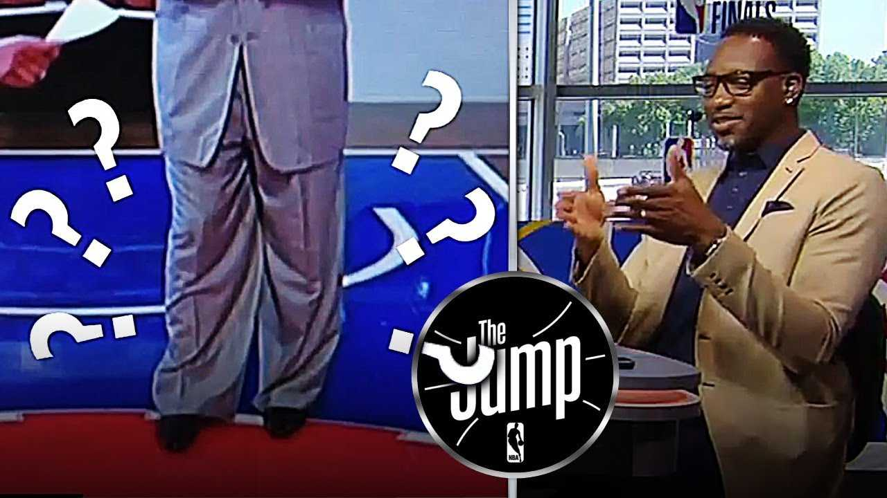T-Mac Finally Reveals Why He Had To Wear Shaq's Pants | The Jump