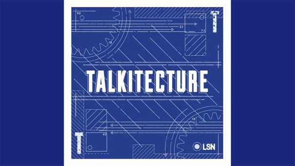 Talkitecture Podcast: The Pods In Color Episode feat @PodsinColor