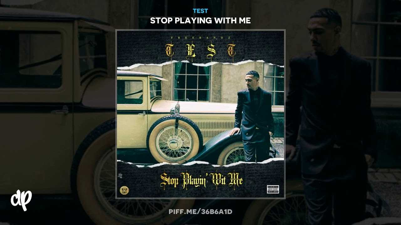 Test - Dat Way Feat Casino [Stop Playing With Me]