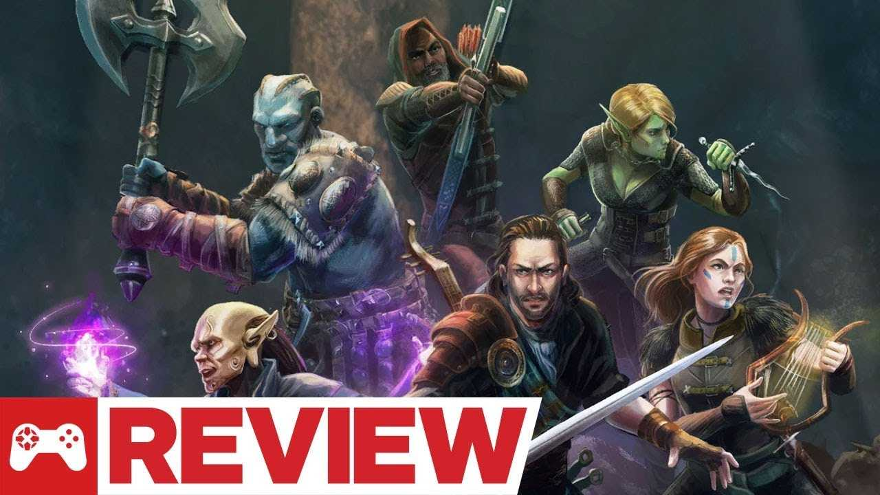 The Bard's Tale 4: Barrows Deep Review