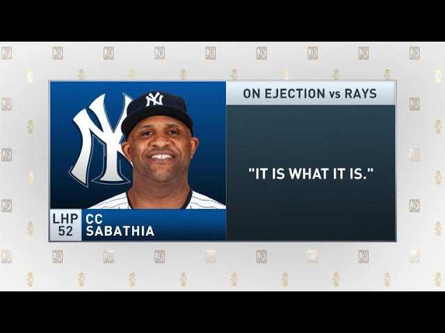 The Jim Rome Show: C.C. Sabathia loses $500K bonus for hitting batter