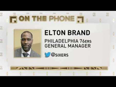 The Jim Rome Show: Elton Brand talks Brett Brown