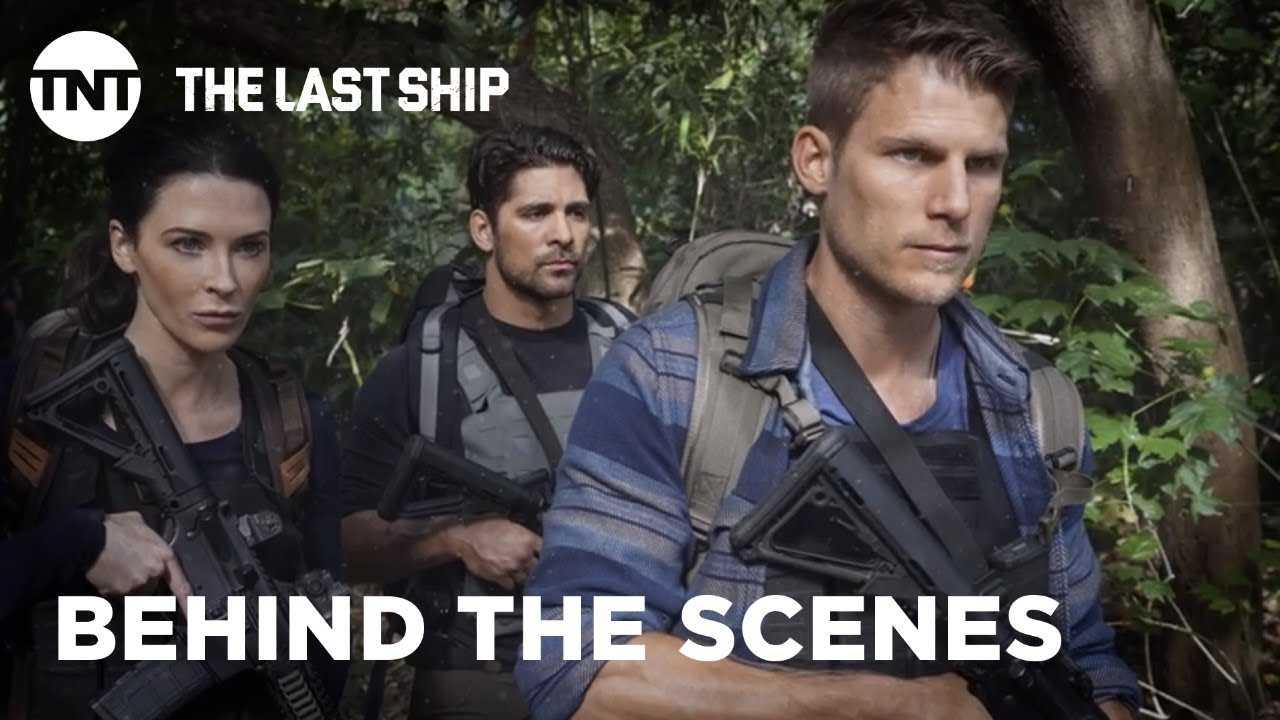 The Last Ship: Script to Screen - Season 5 [BTS] | TNT