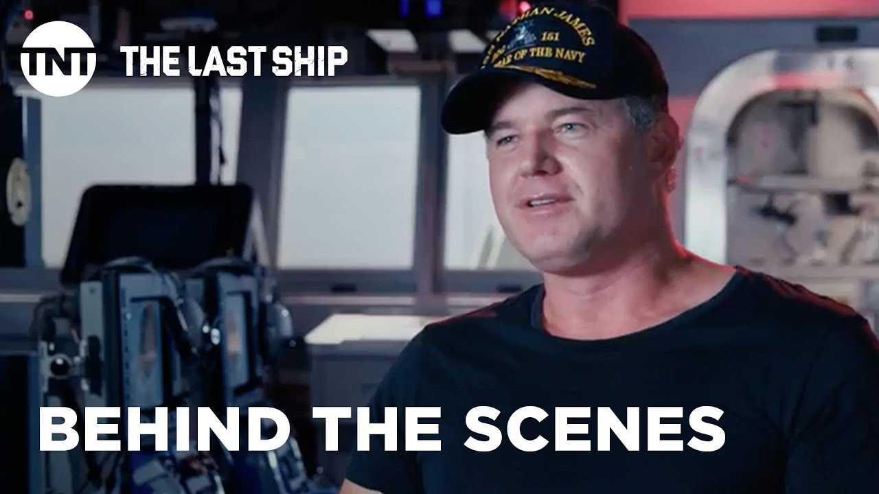 The Last Ship: Tom Chandler - Season 5 [BEHIND THE SCENES] | TNT