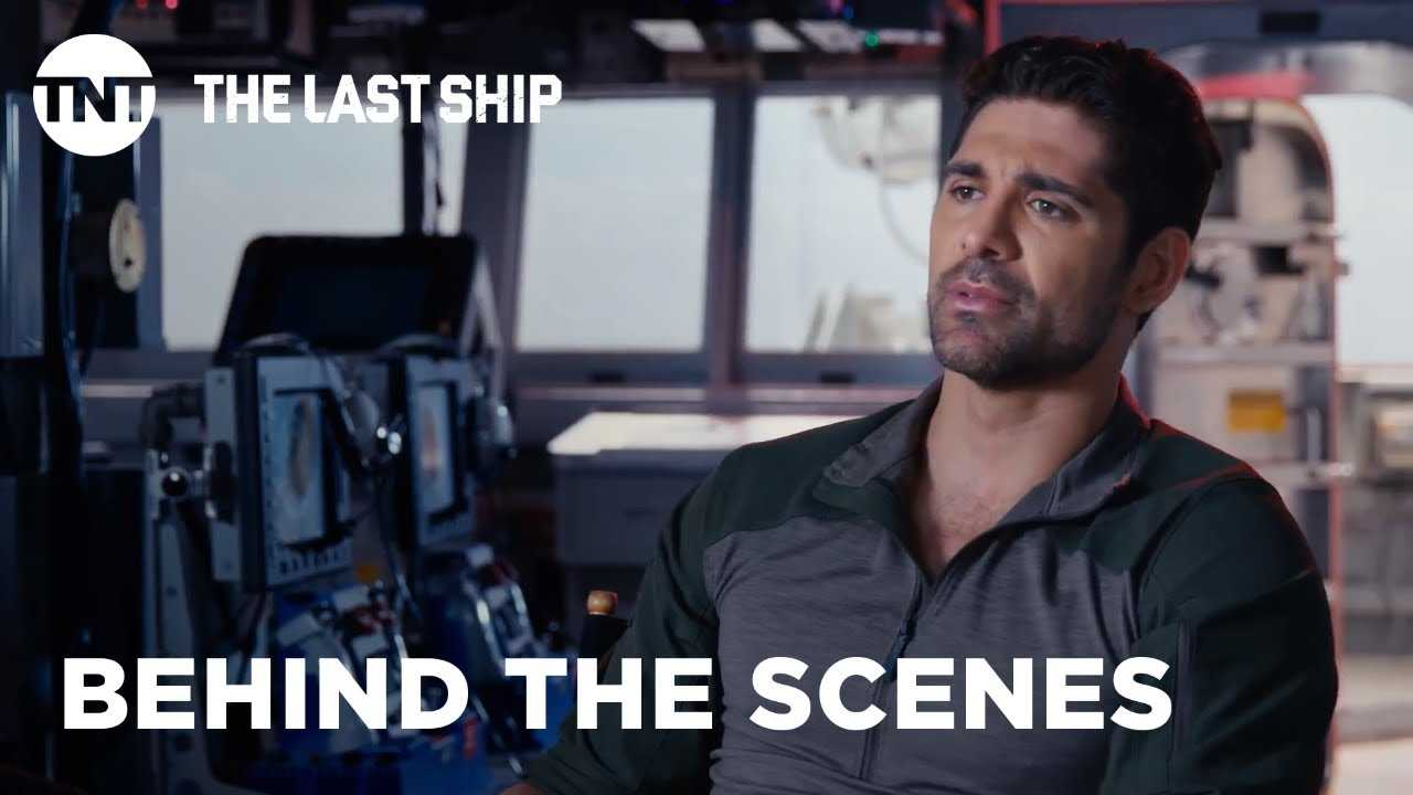 The Last Ship: Wolf - Season 5 [BEHIND THE SCENES] | TNT