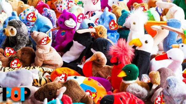 The Most Expensive Beanie Babies You Might Have
