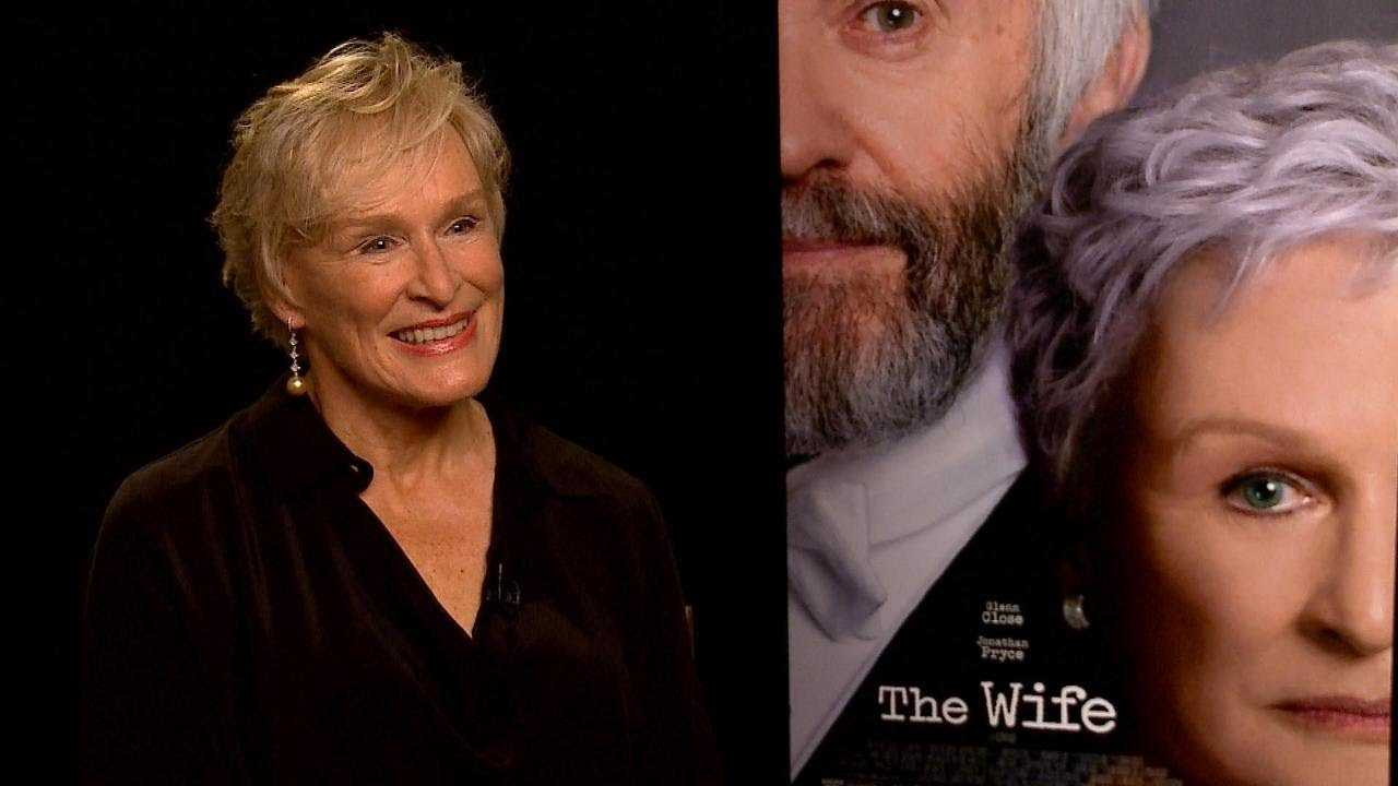 'The Wife' Could Win Glenn Close Her First Oscar, and She's Ready (Exclusive)