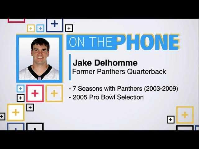 Tiki and Tierney: Jake Delhomme talks Cam Newton