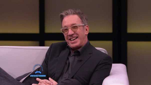 """Tim Allen Plays """"Nailed It or Failed It"""""""