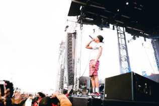 ATL's Hottest Emcee Turns in a Starmaking Performance on the Main Stage (Photo Credit: Adi Muhtarevic)