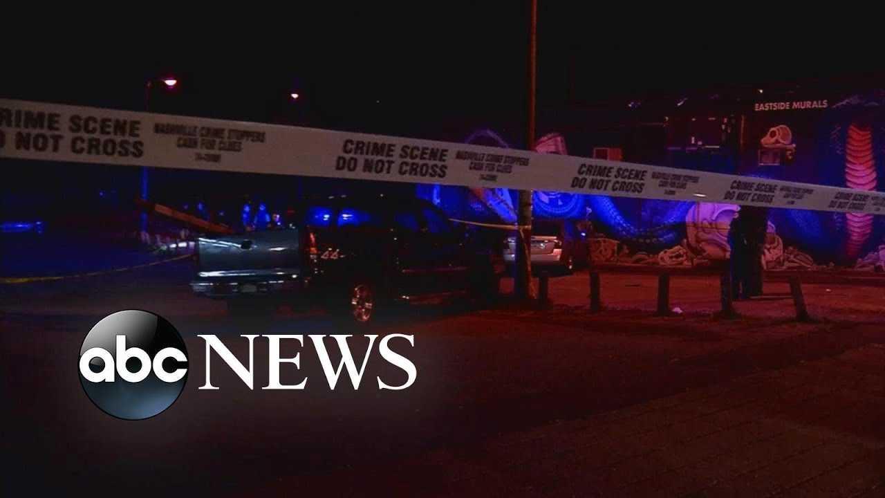 Urgent manhunt in Nashville for 'cold-blooded killers'