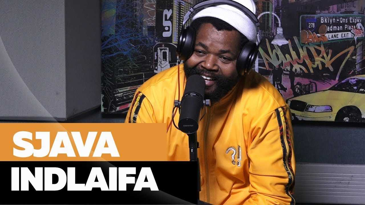 """""""White farmers in South Africa need to give their land back to the people"""" ... Sjava discusses."""