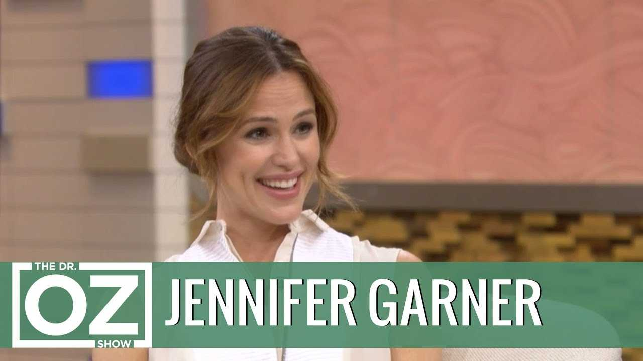 Why Jennifer Garner Believes Show Business Doesn't Change Who You Are
