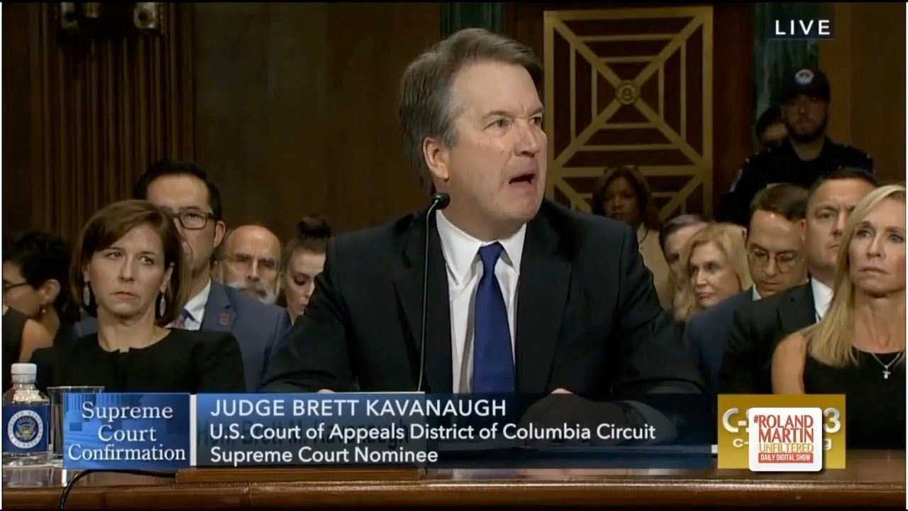 Why Won't Kavanaugh Ask The White House For An FBI Investigation Into Assault Allegations?