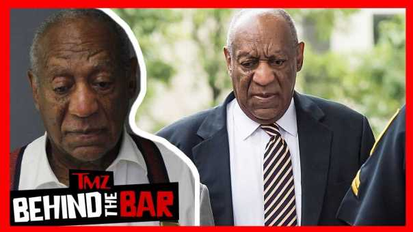 Will Bill Cosby's Prison Sentence Set The Bar For Other Celebrities? | Behind the Bar
