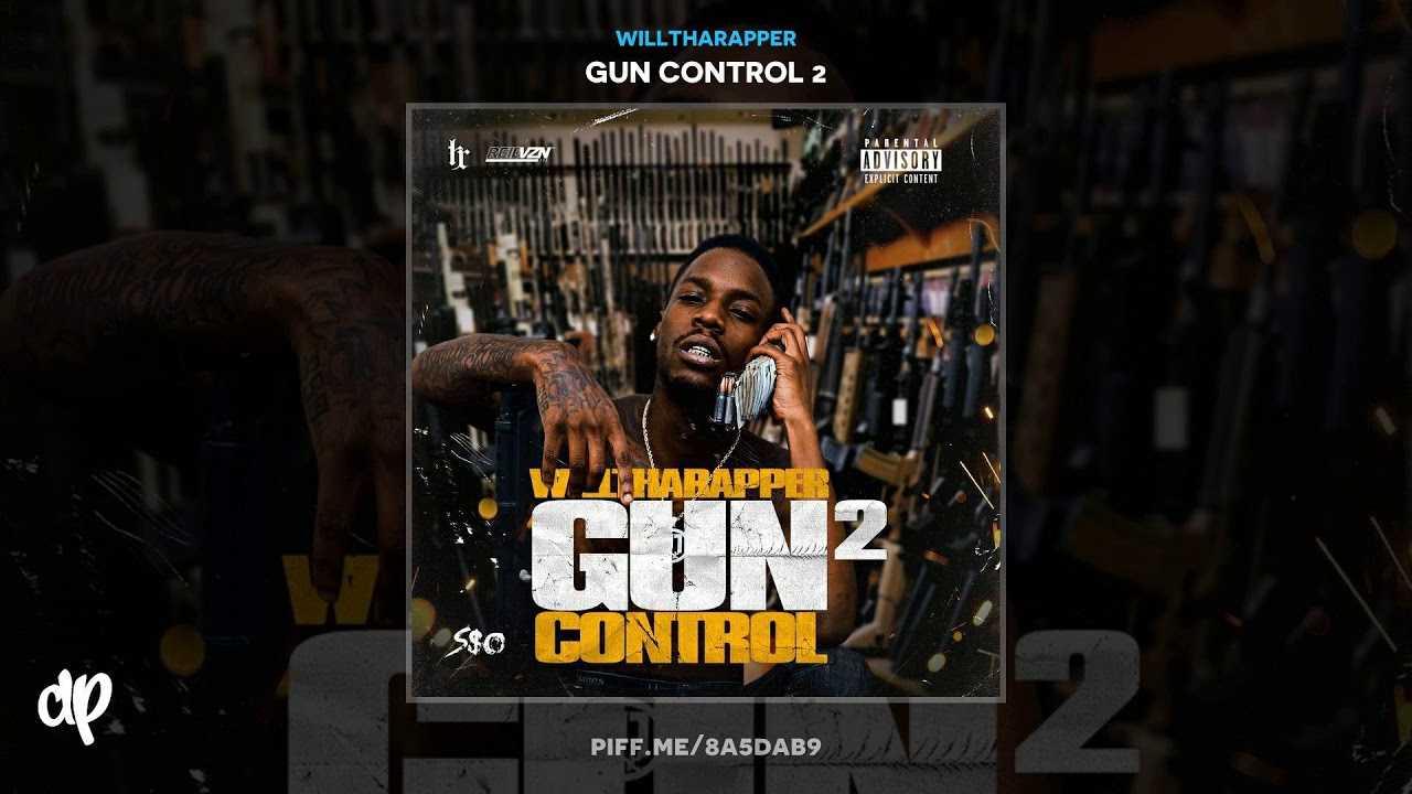 WillThaRapper - Pray To My Glock [Gun Control 2]