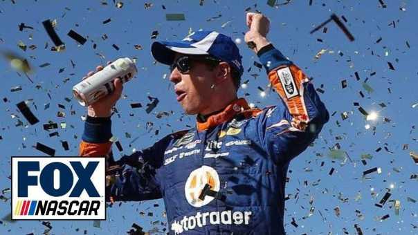 Winner's Weekend: Brad Keselowski – Las Vegas   NASCAR RACE HUB