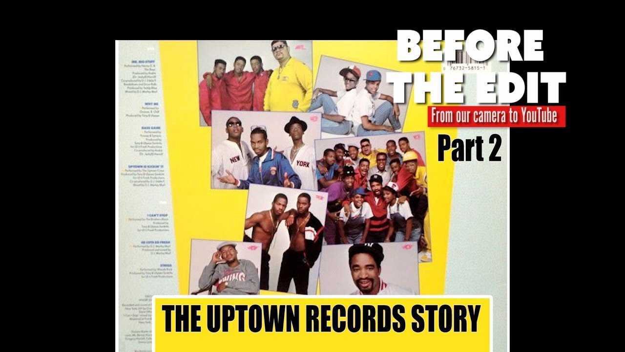 Woody Rock| Before The Edit| The Uptown Records Story from the Insiders!!