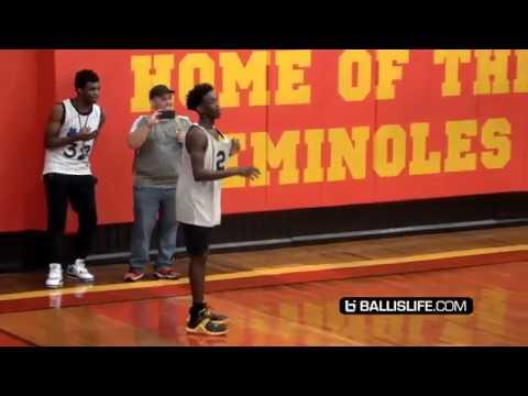 Zaire Wade First High School Game Highlights