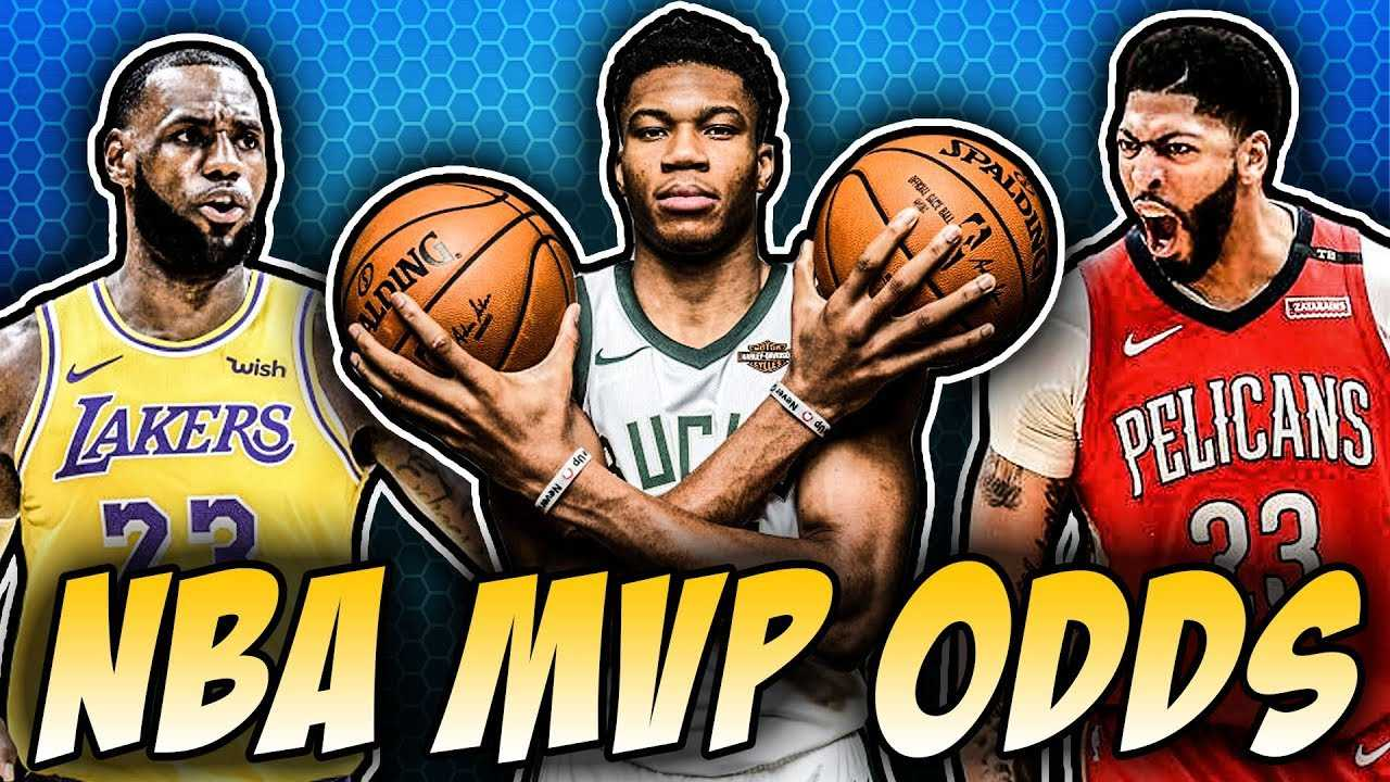 2018-19 NBA Most Valuable Player Odds