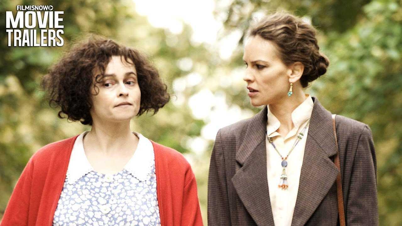 55 STEPS Trailer NEW (2018) - Helena Bonhem Carter True Story Drama