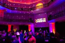 A Night of Cheese Crowd
