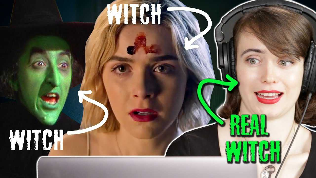 """A Real Witch Reviews """"Sabrina"""" And Other Witches From TV And Movies"""