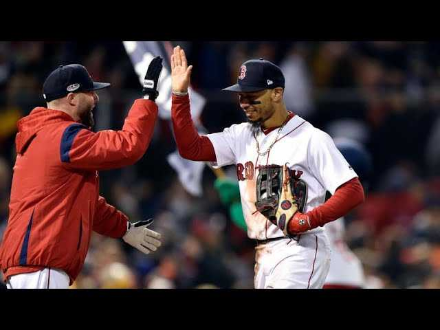 ALCS game 3: Can Red Sox Offense Stay Hot?