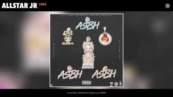 Allstar JR – Free (Audio)