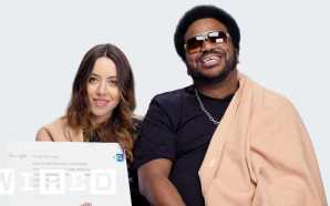 Aubrey Plaza & Craig Robinson Answer the Web's Most Searched…