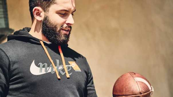 Baker Mayfield's New Favorite Air Max | Refresh Your Game | Champs Sports X Nike