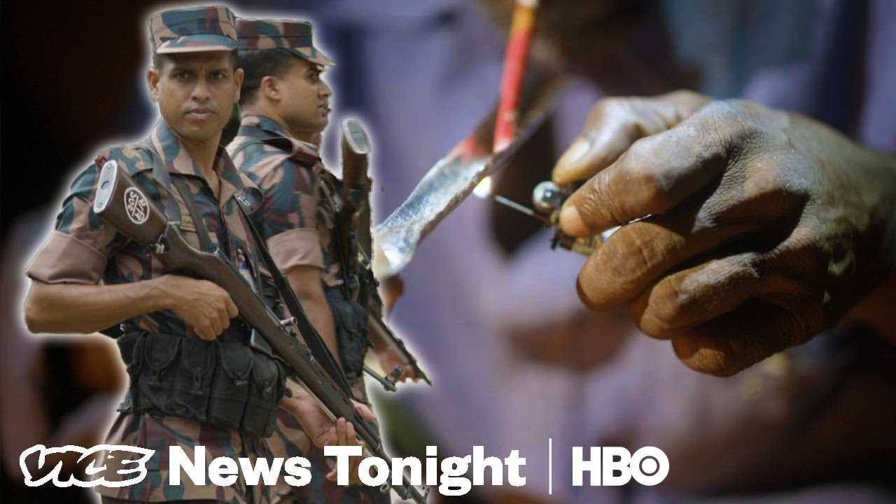 Bangladesh's War On Drugs May Be Covering Extrajudicial Killings (HBO)