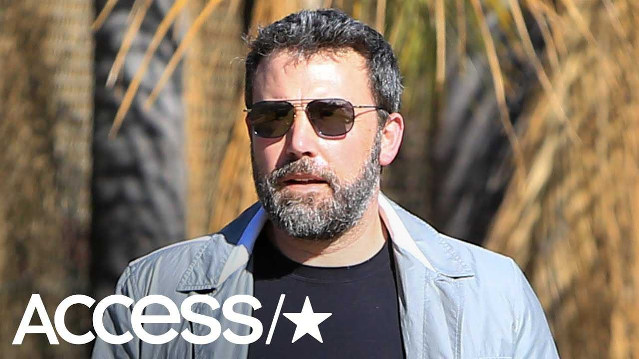 Ben Affleck Is Single & His 'Focus Is On His Sobriety, Family & His Next Project'   Access