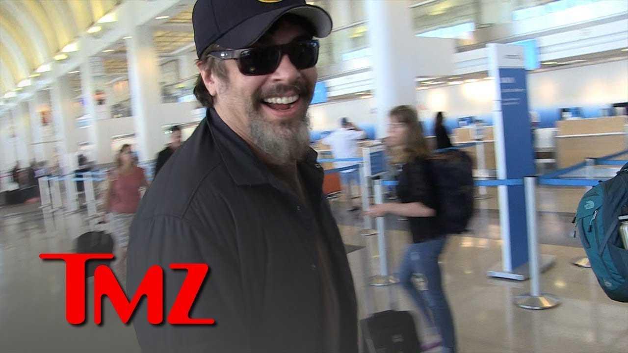 Benicio Del Toro Has Fun Joking About His Short-Term Memory Loss